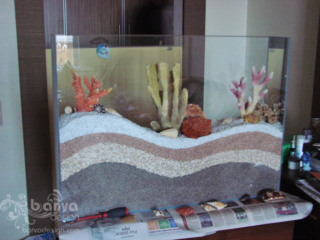 Сухой аквариум своими руками 196