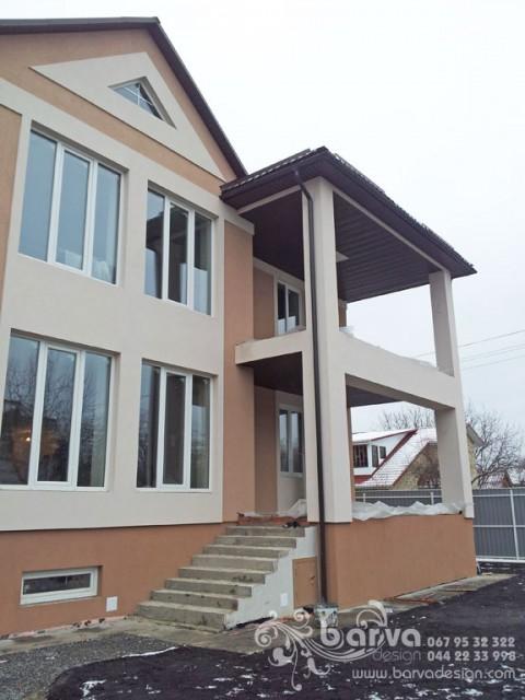 Дом в Коцюбинском
