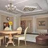 Дизайн квартиры на ул.Соломенской. Дизайн гостиной