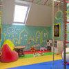 Дизайн ресторану в стилі стімпанк. Дитяча кімната