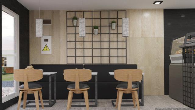 Дизайн кав'ярні GOODzyk Kava