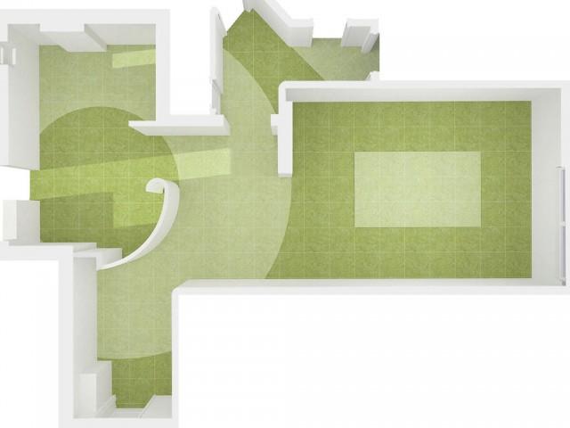 Дизайн підлоги