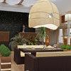Дизайн ресторану на кораблі