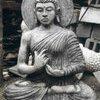 Будда с нимбом