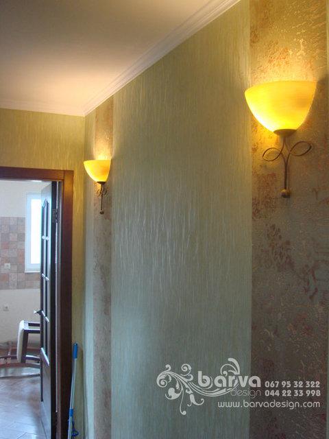 Ремонт котеджу с.Горбовичі. Фото коридору після ремонту