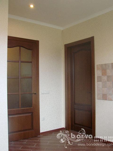 Ремонт котеджу с.Горбовичі. Фото кухні після ремонту