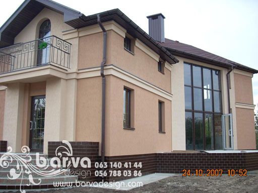 Дом в Новоселовке