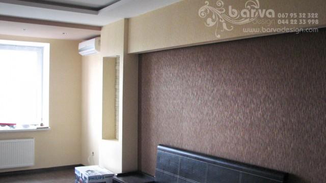 Ремонт квартири на Чоколівському. Фото спальні