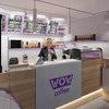 Дизайн мережі кав'ярень WOWkava