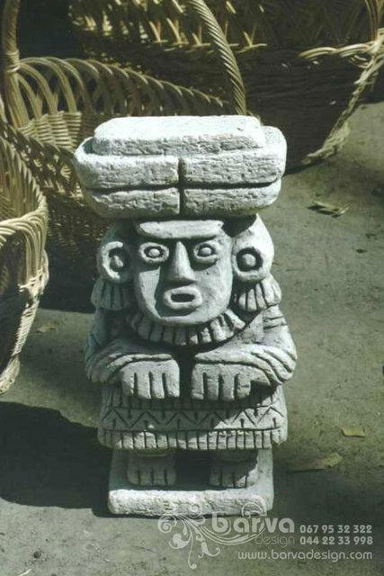Атстекский бог