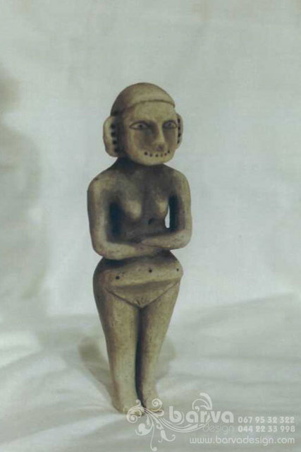 Болгарская богиня плодородия