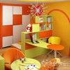 Дизайн детской для девочки в квартире пр.Бажана