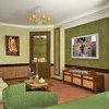 Вариант дизайна гостевой комнаты в стиле прованс.1 этаж таунхауса в п.Томилино