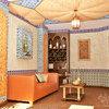 Вариант дизайна гостевой комнаты в восточном стиле.1 этаж таунхауса в п.Томилино