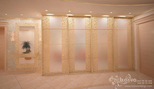 Дизайн холла в квартире в пер.Ярославский