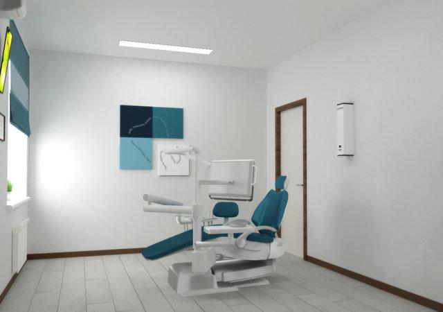 Дизайн інтер'єру стоматологічної клініки