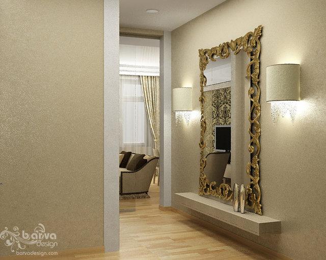 Квартира на Севастопольській площі. Дизайн коридору