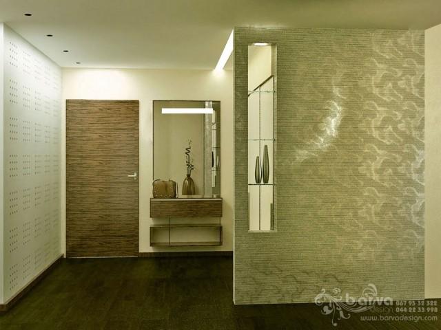 Квартира на Чоколівському. Дизайн холу