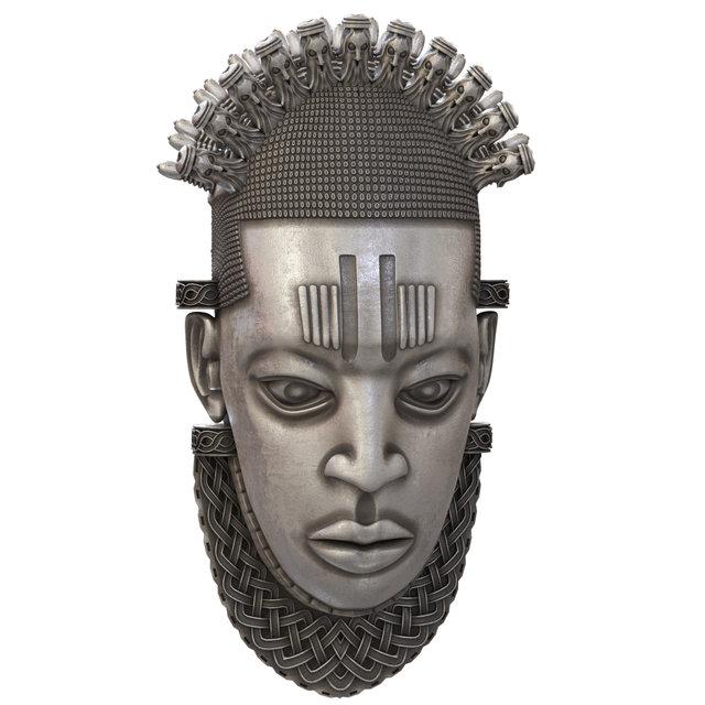 Маска короля Беніна