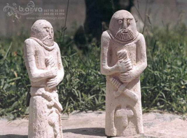 Скифский идол