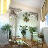Дизайн зимнего сада.3 этаж таунхауса в п.Томилино