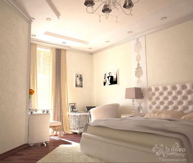 "Дизайн спальни. Квартира в ""Парковому мicтi"""