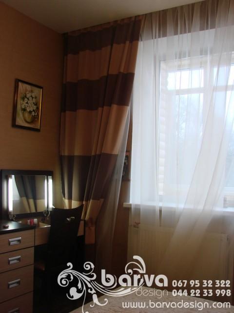 Фото спальні після ремонту. Квартира по пр.Перемоги