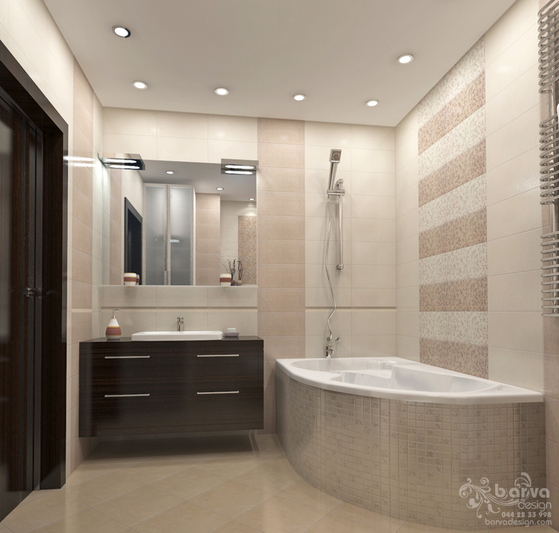Дизайн квартир с двумя санузлами