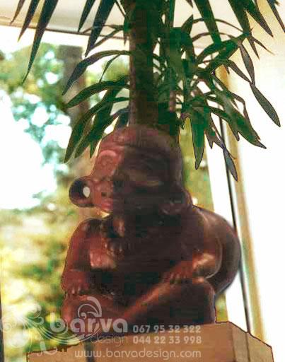 Шиутекутли (исп. Xiuhtecuhtli) ацтекский бог огня